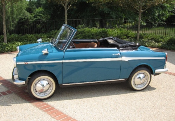Autobianchi bianchina photo - 4