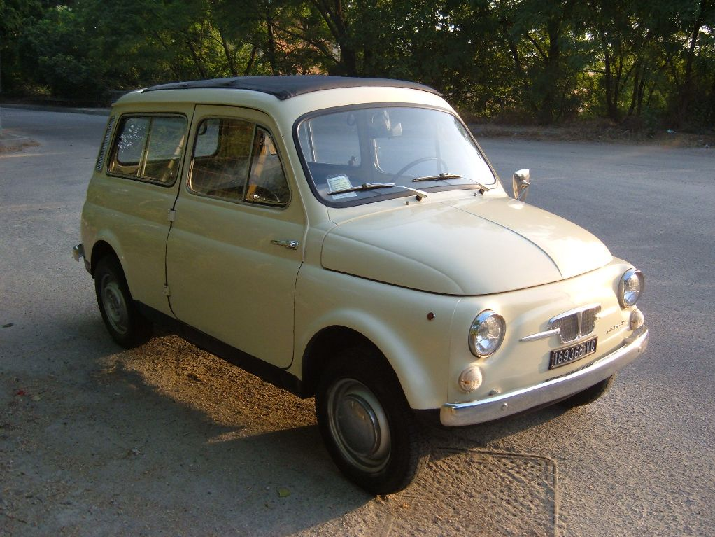 Autobianchi giardiniera photo - 1