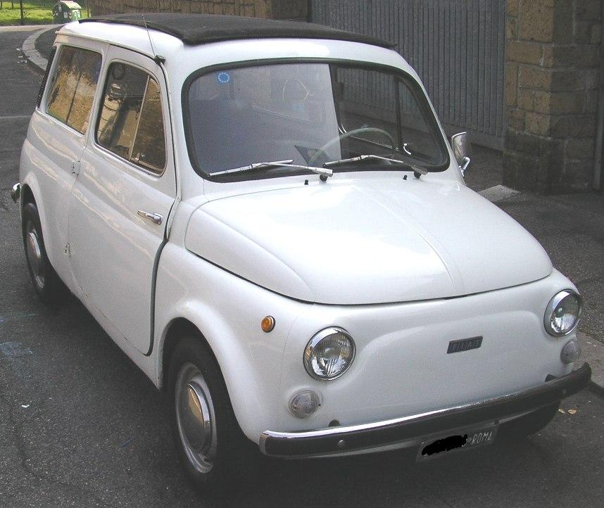 Autobianchi giardiniera photo - 4