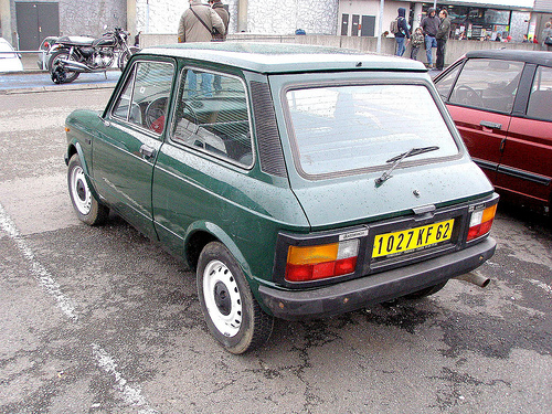 Autobianchi lutèce photo - 3