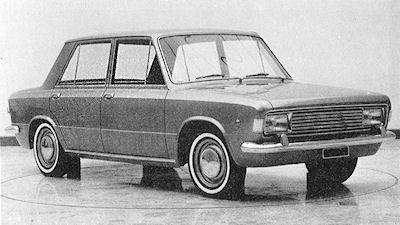 Autobianchi primula photo - 2