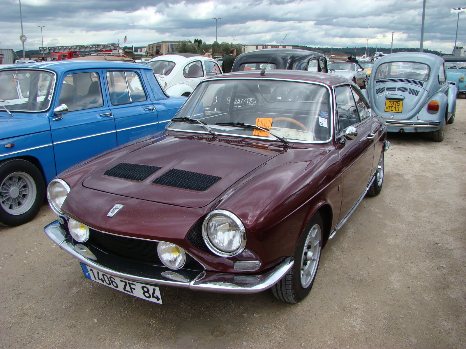 Autobianchi primula photo - 3
