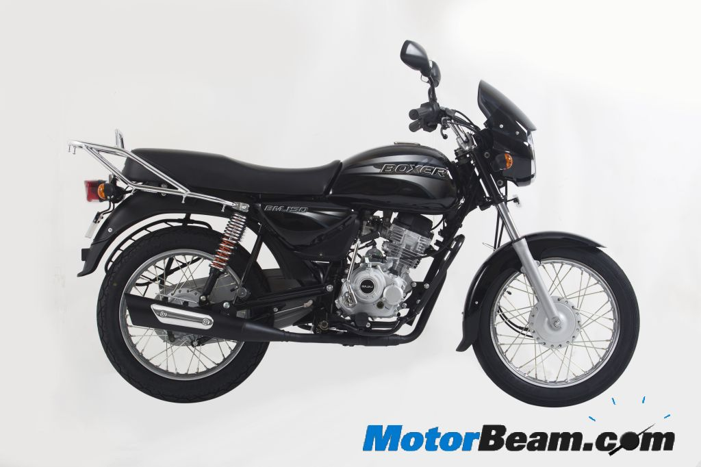 Bajaj boxer photo - 1