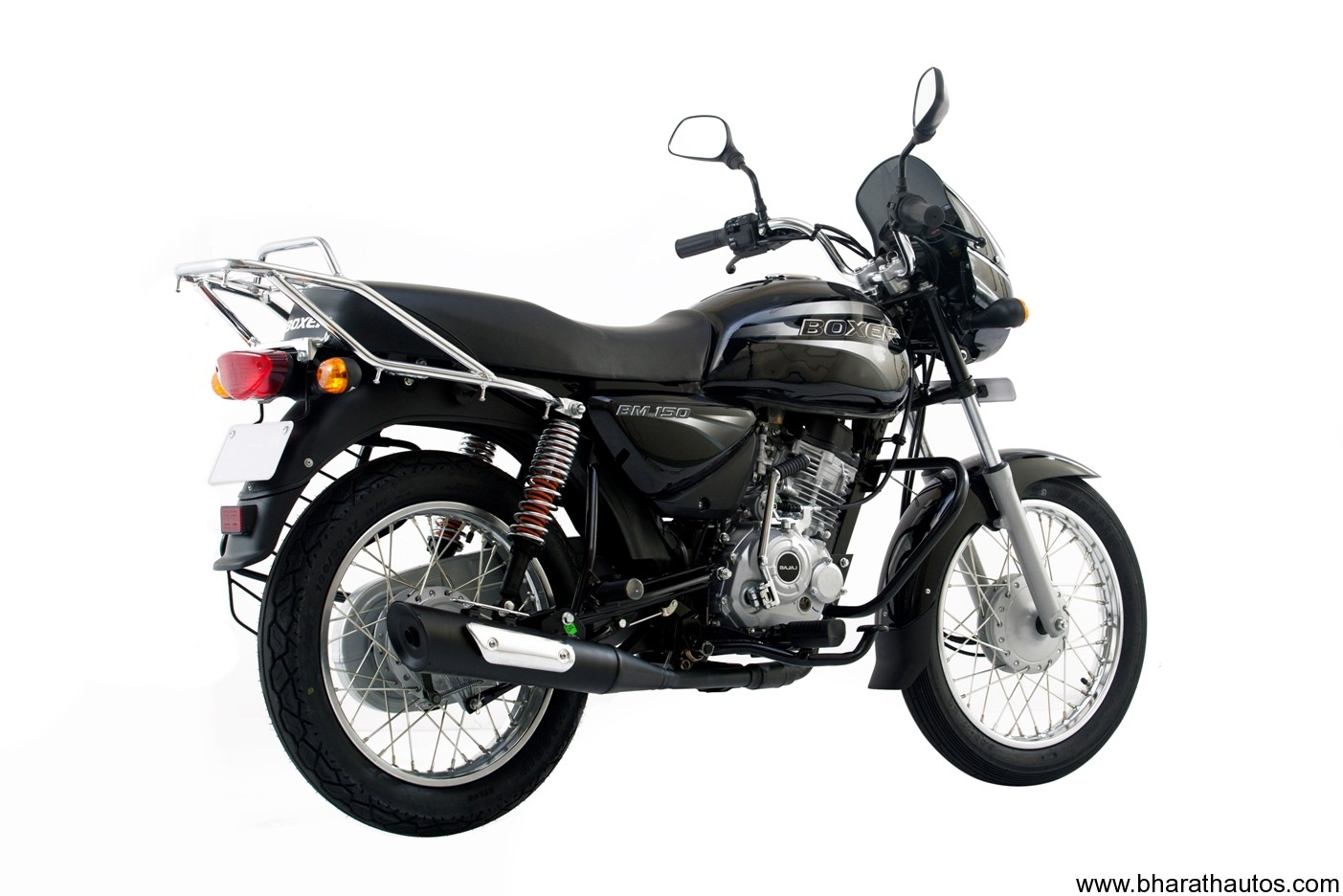 Bajaj boxer photo - 2
