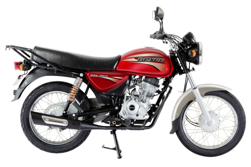 Bajaj boxer photo - 3
