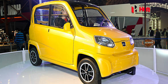 Bajaj re photo - 3