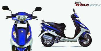 Bajaj wave photo - 2