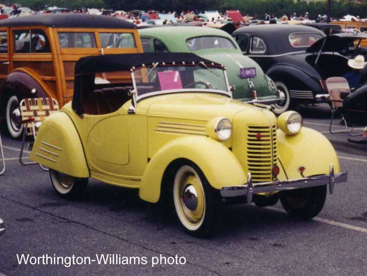 Bantam car photo - 2