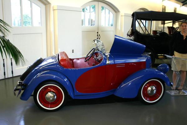 Bantam car photo - 4