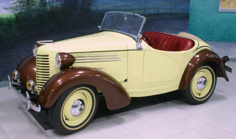 Bantam roadster photo - 1