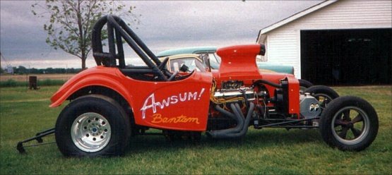 Bantam roadster photo - 4