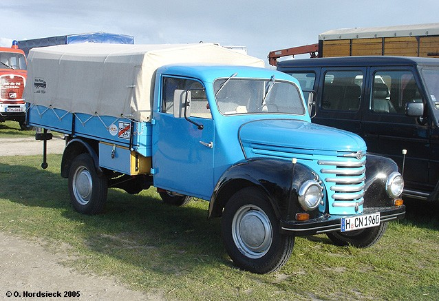 Barkas 901 photo - 1