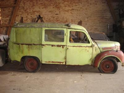 Barkas 901 photo - 3
