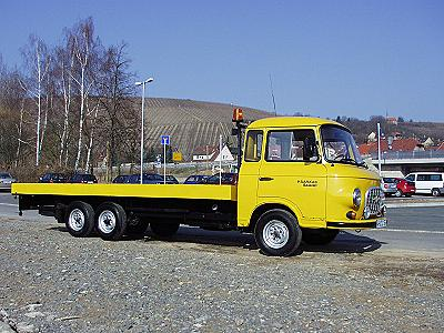 Barkas b-1000 photo - 1