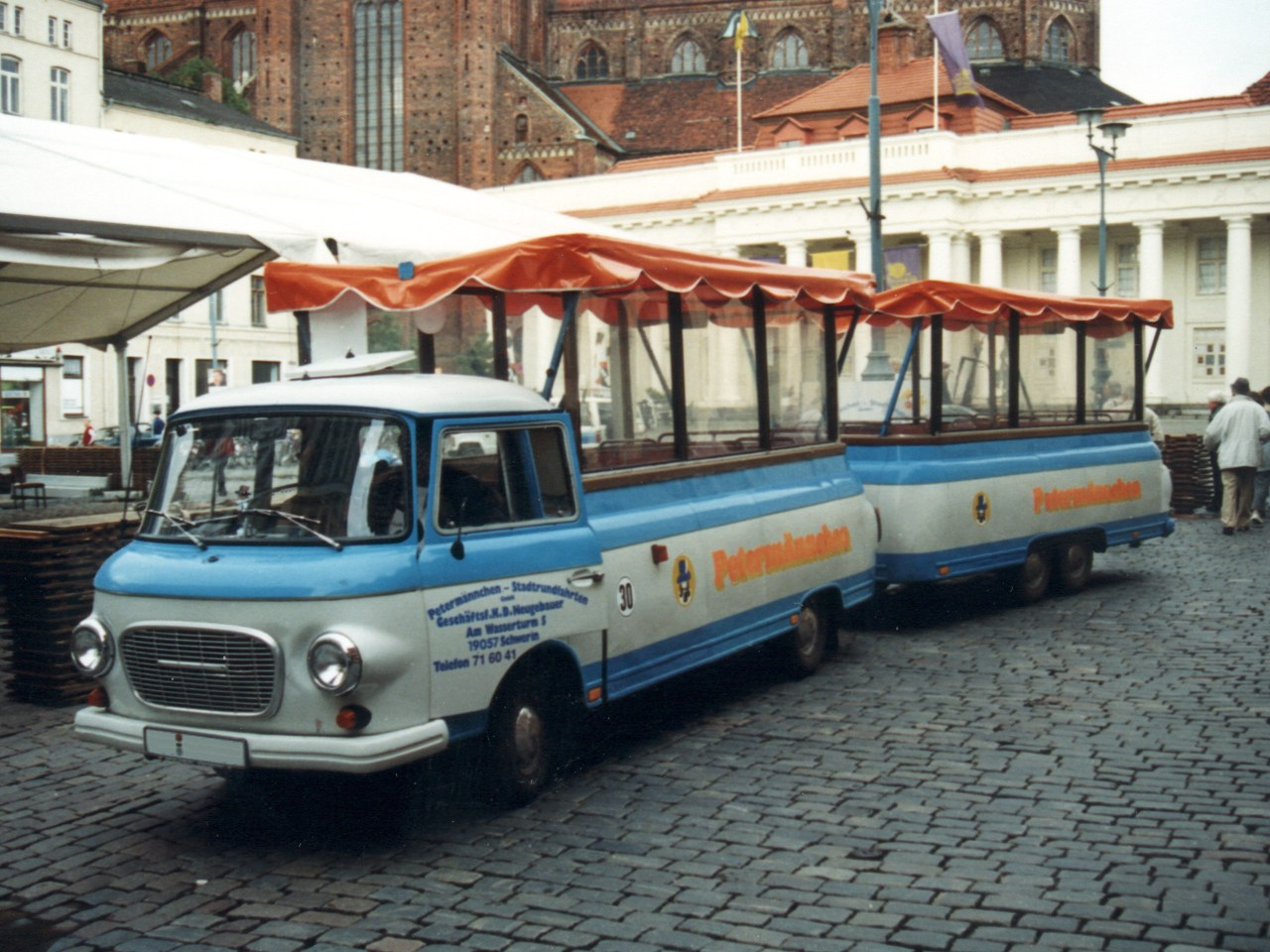 Barkas b-1000 photo - 3