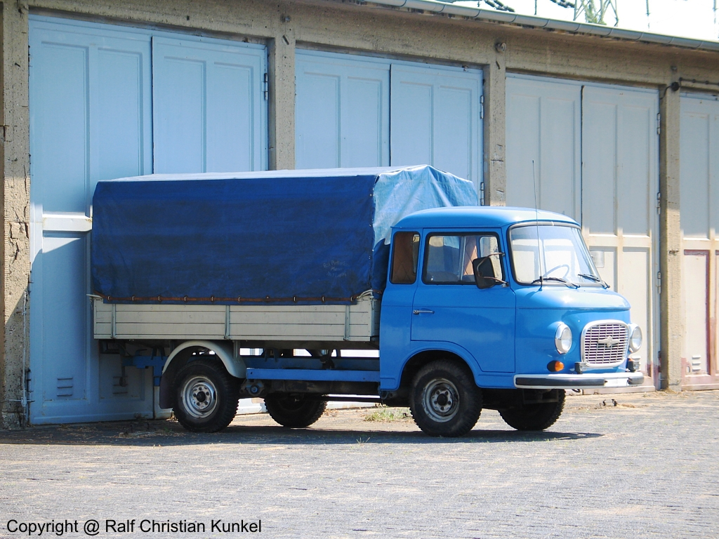 Barkas b-1000 photo - 4