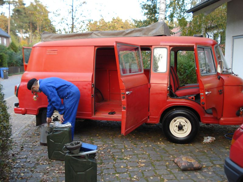 Barkas b1000 photo - 3