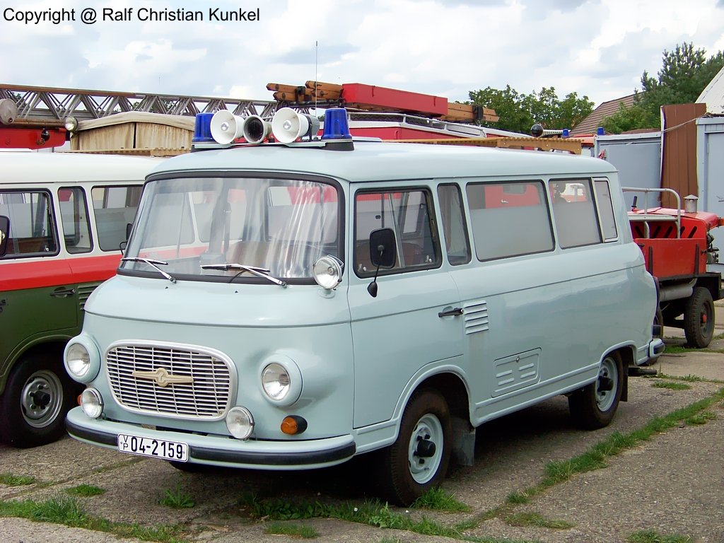 Barkas b1000 photo - 4