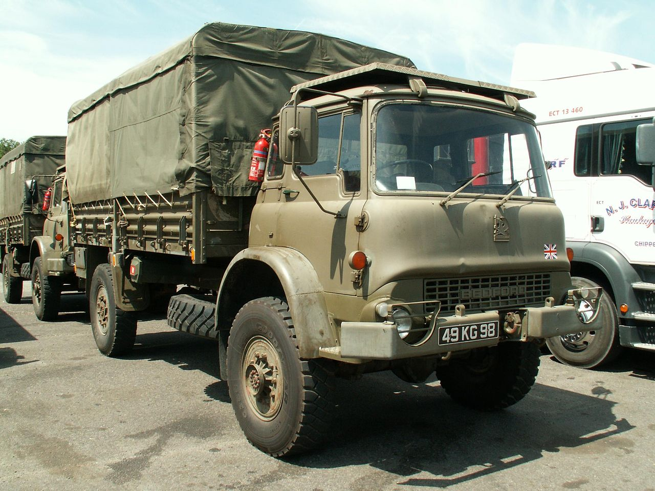 Bedford mk photo - 1