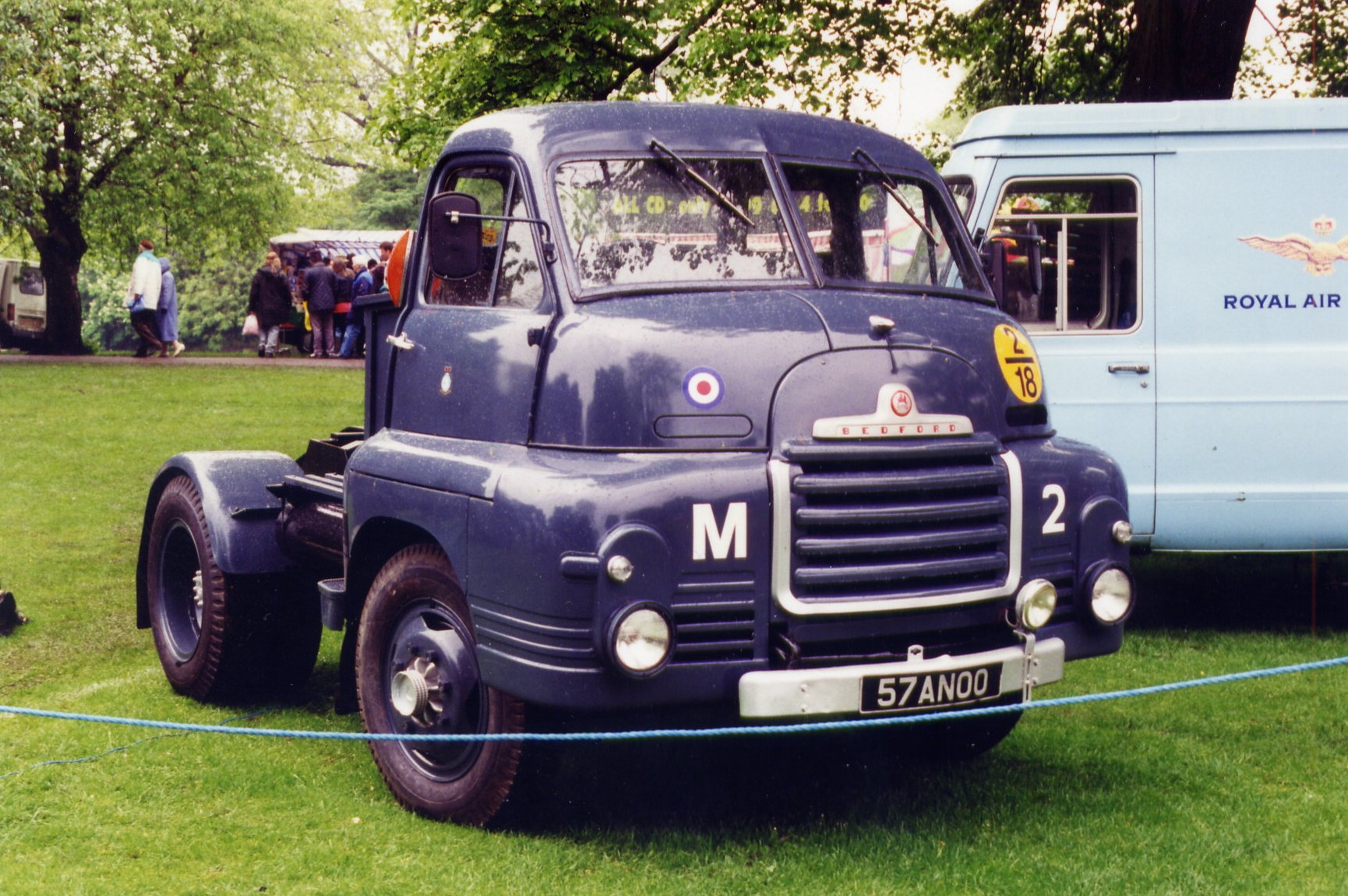 Bedford s-type photo - 2