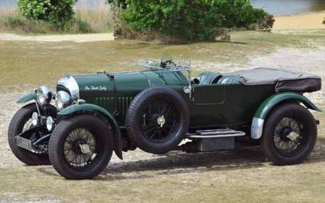 Bentley 4-litre photo - 1