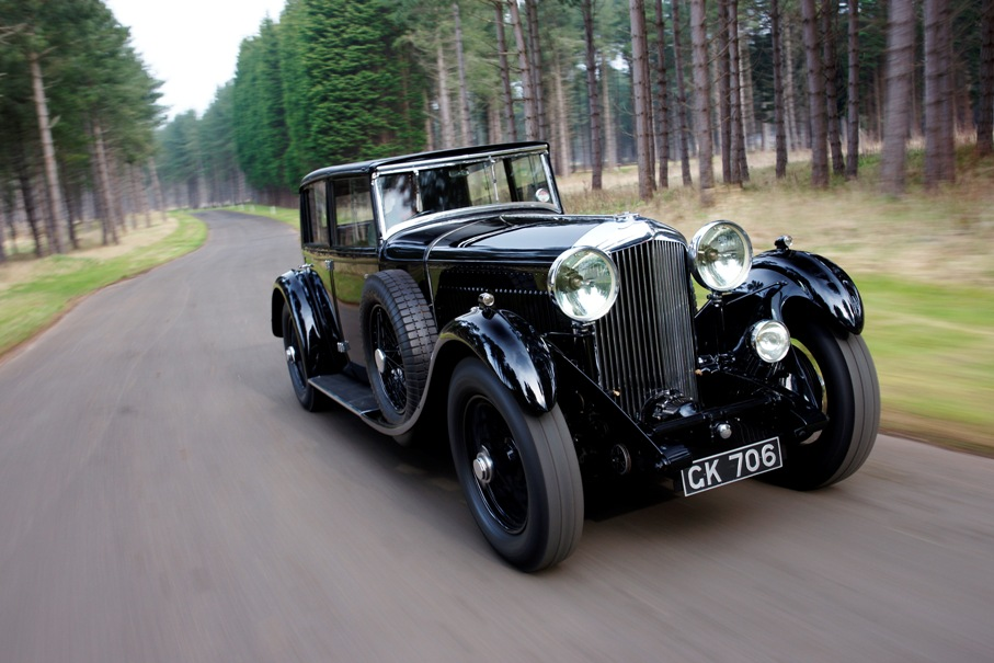 Bentley 8-litre photo - 1