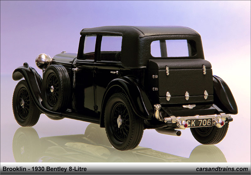 Bentley 8-litre photo - 2