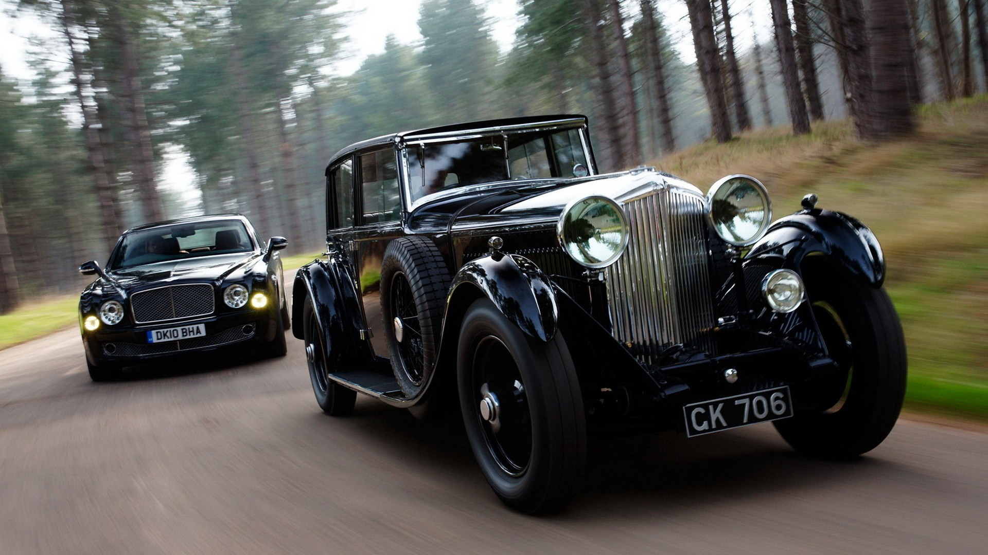Bentley 8-litre photo - 3