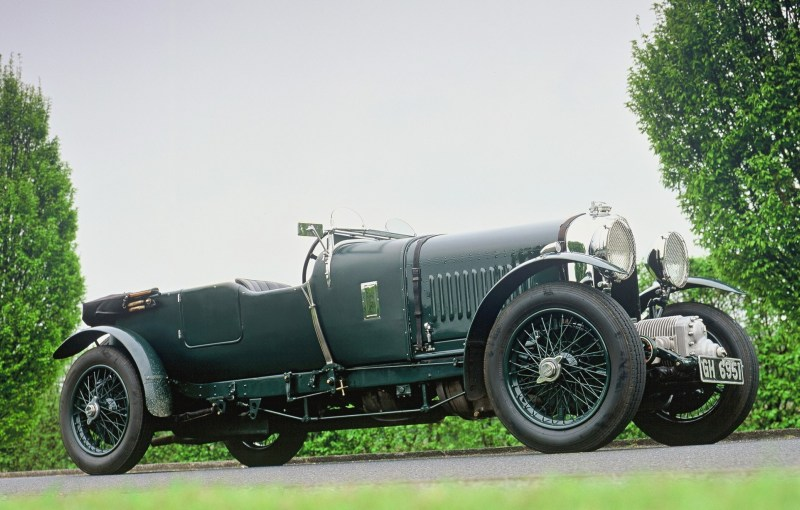 Bentley blower photo - 1