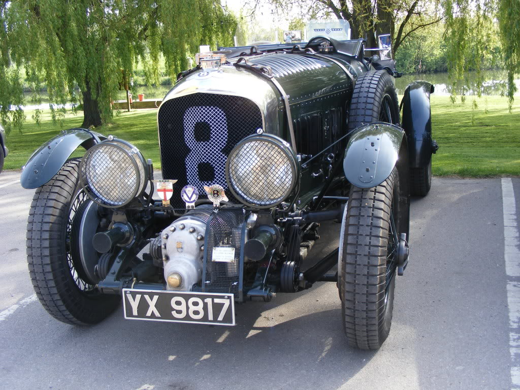 Bentley blower photo - 2