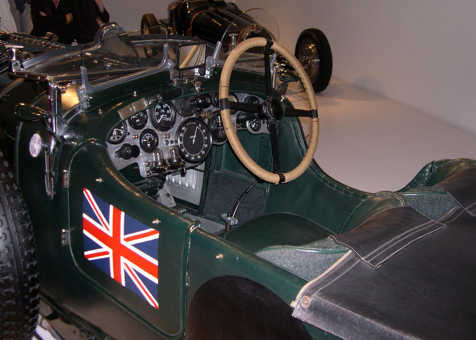 Bentley blower photo - 4