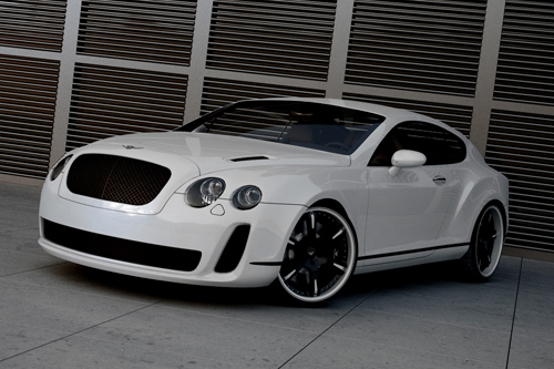 Bentley body photo - 1