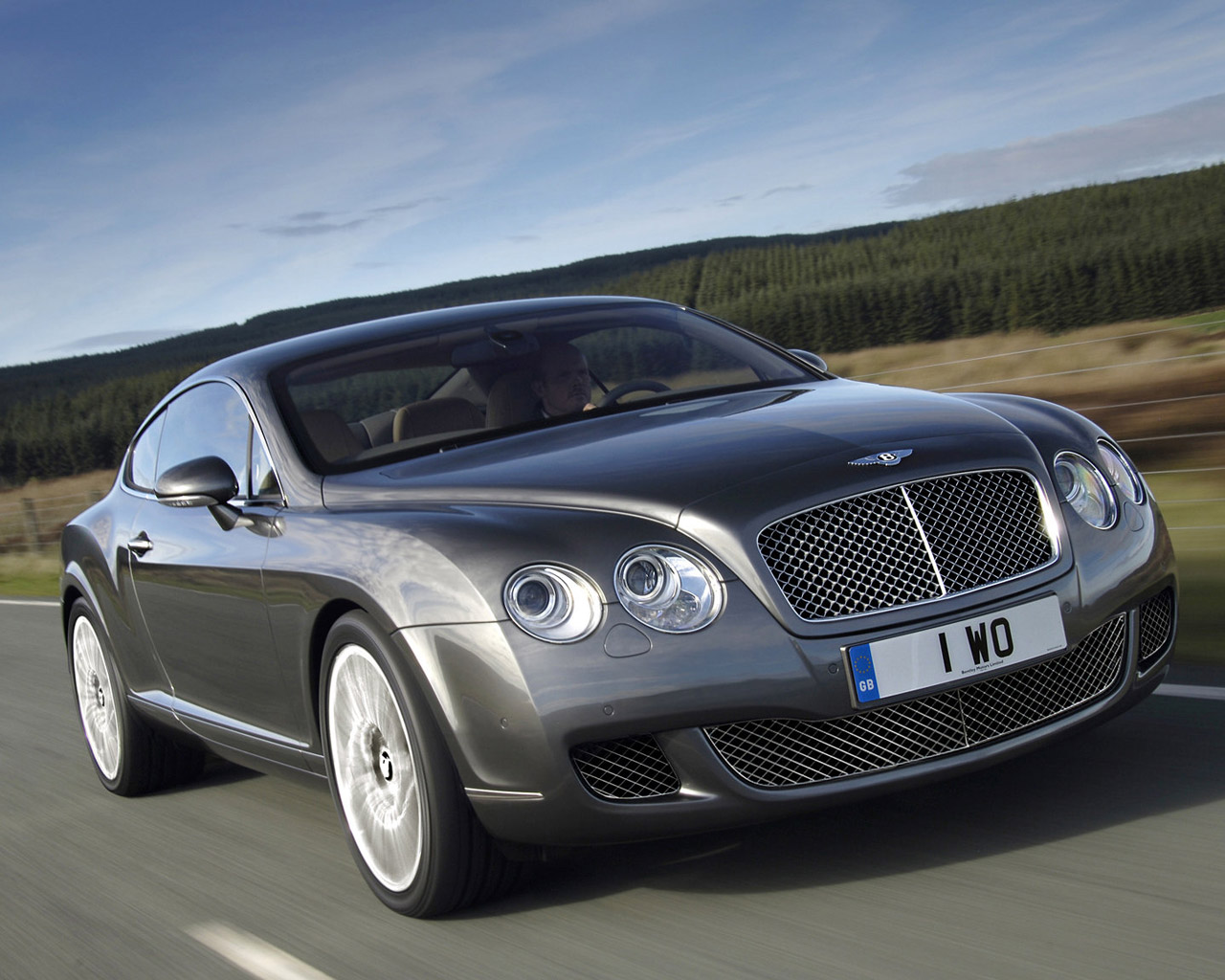 Bentley continental photo - 2