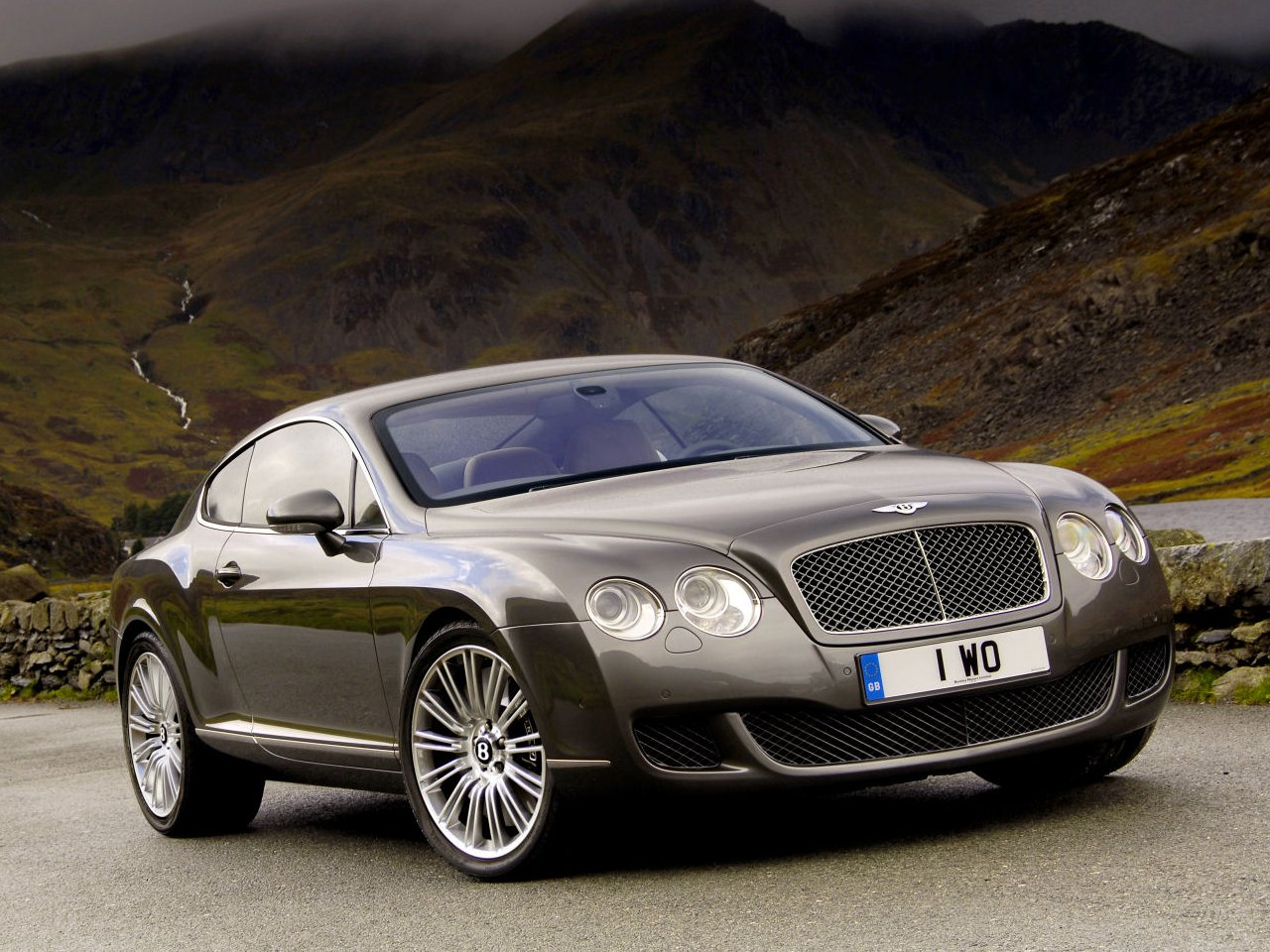 Bentley continental photo - 4