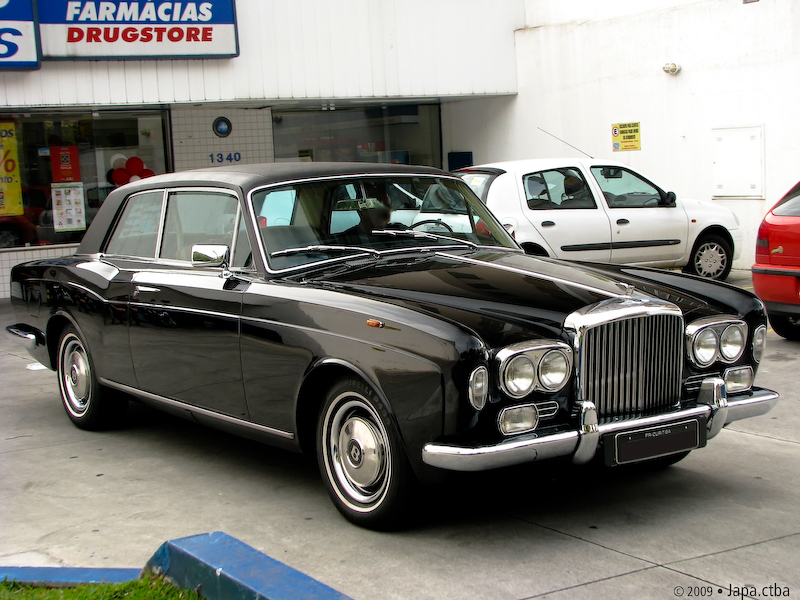 Bentley corniche photo - 1