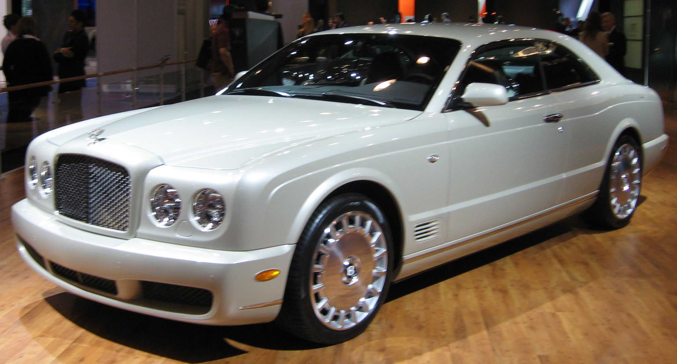 Bentley coupe photo - 1