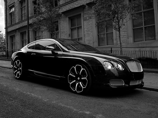 Bentley coupe photo - 2