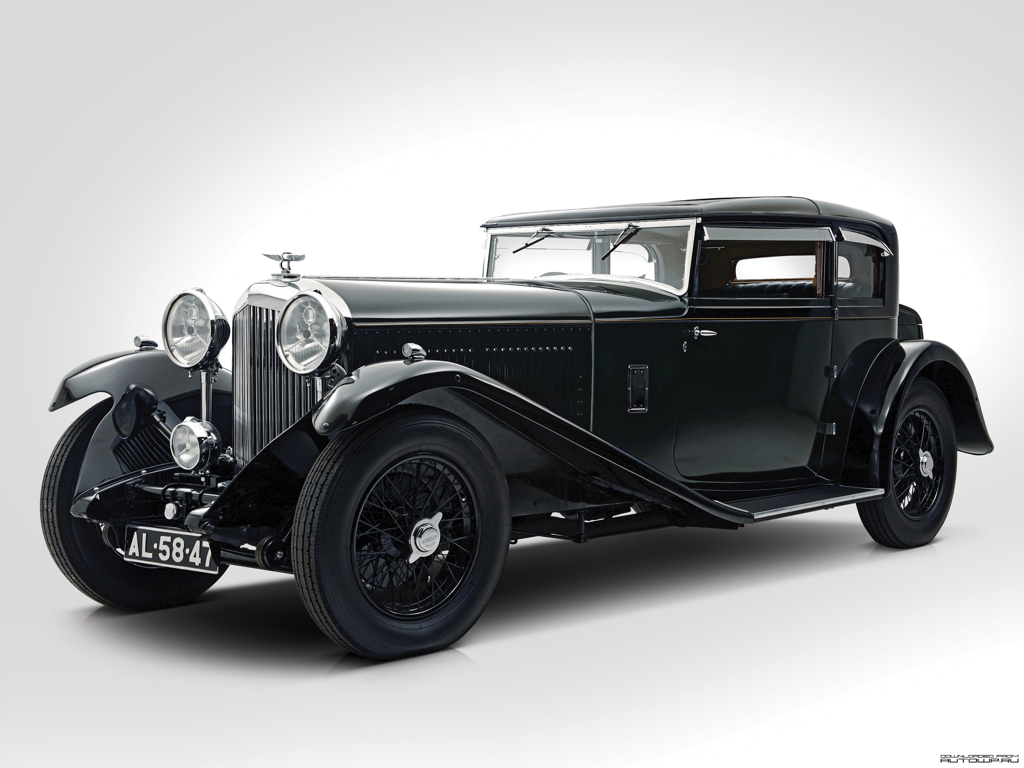 Bentley coupe photo - 3