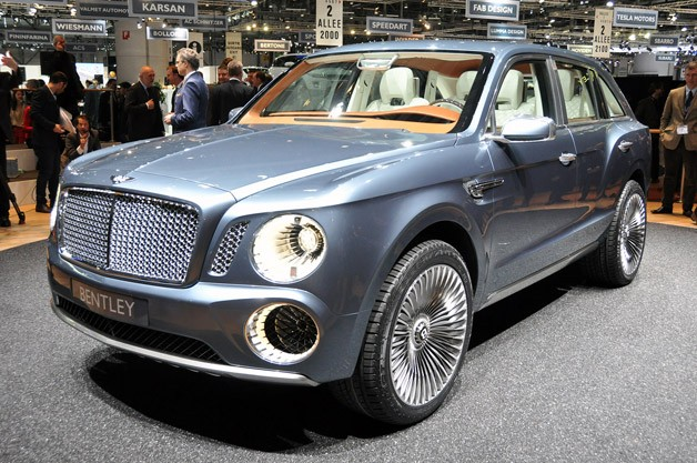 Bentley exp photo - 1
