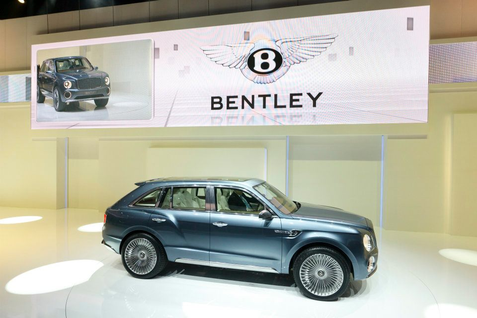 Bentley exp photo - 3