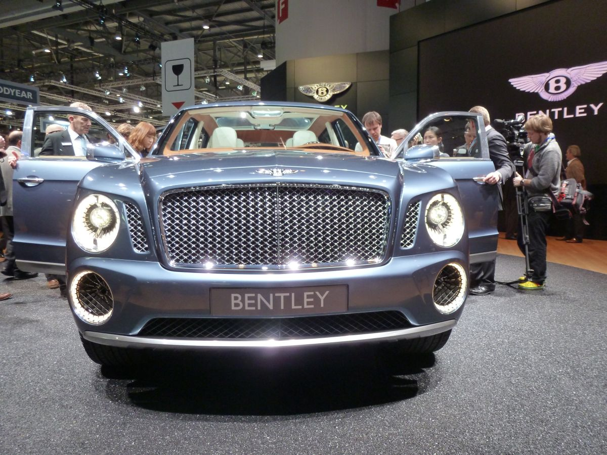 Bentley exp photo - 4