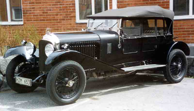 Bentley litre photo - 1