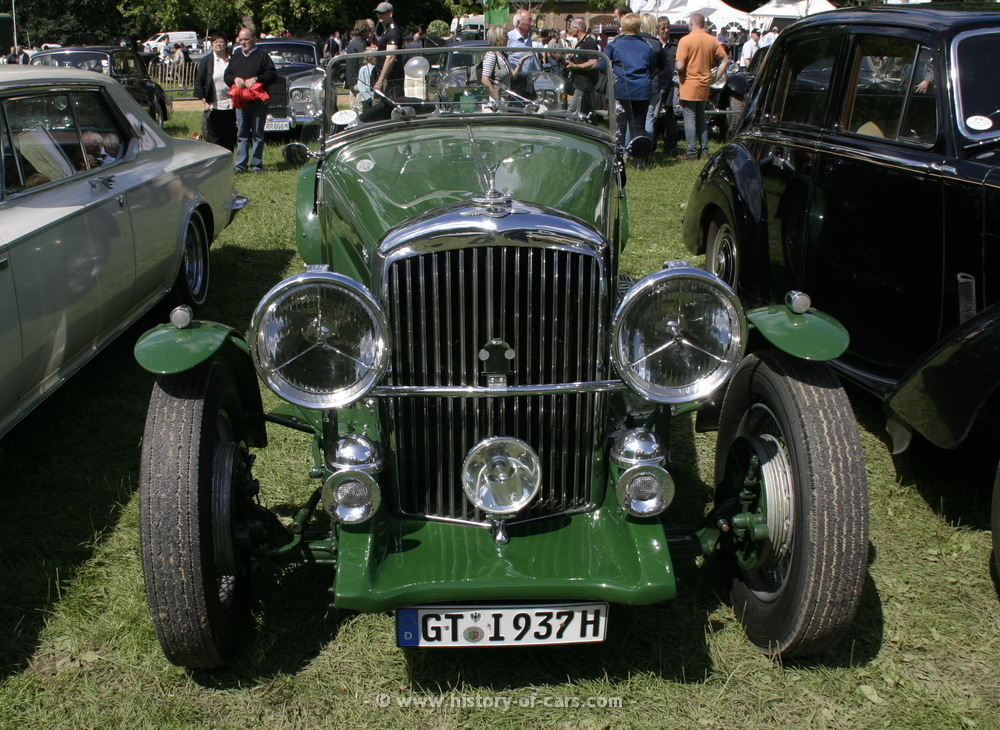 Bentley litre photo - 2