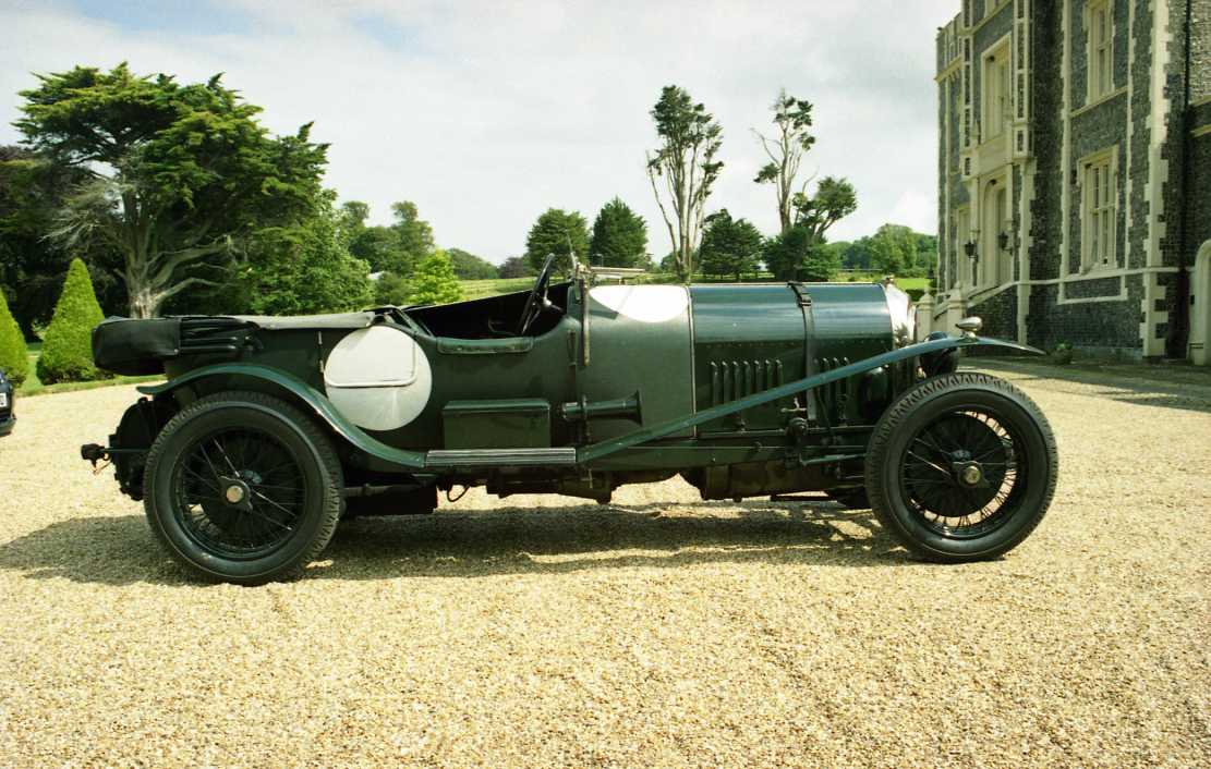Bentley litre photo - 4