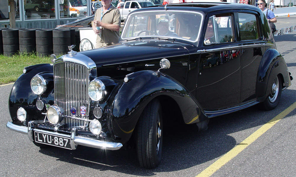 Bentley mk photo - 1