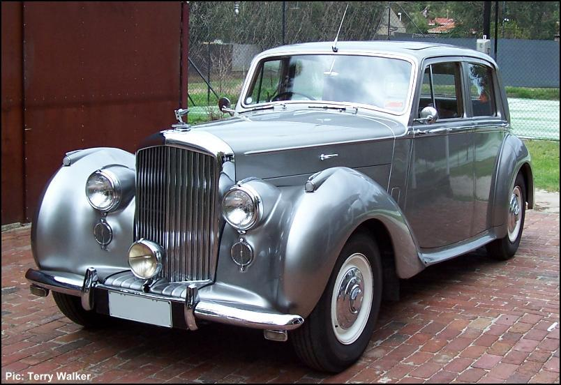 Bentley mk vi photo - 1