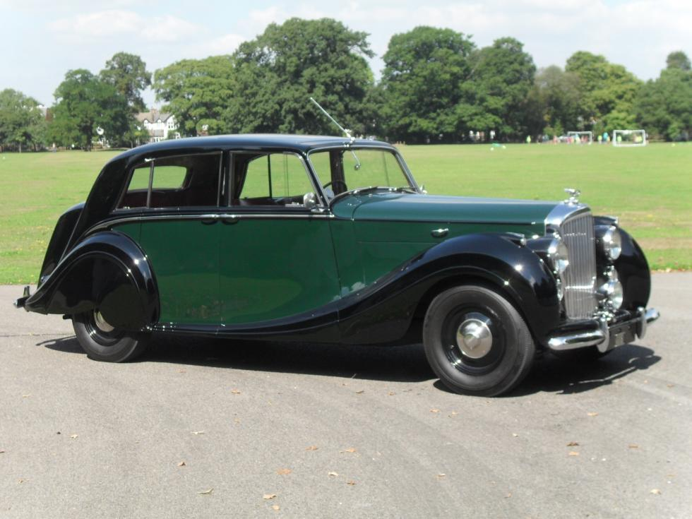 Bentley mk vi photo - 2