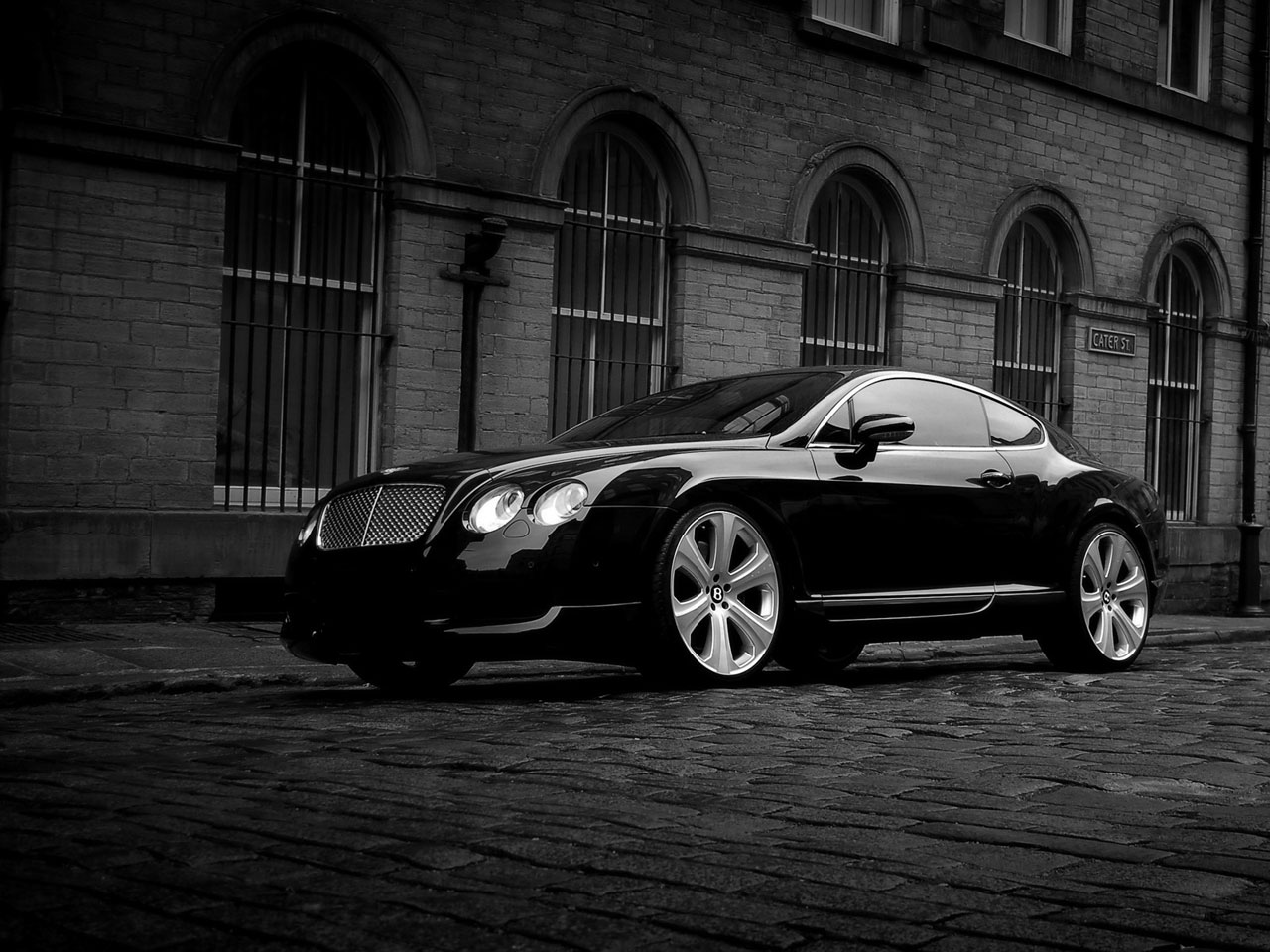 Bentley r photo - 2