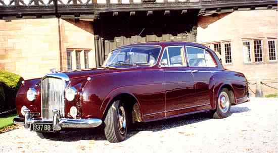 Bentley s1 photo - 1