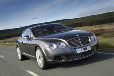 Bentley speed photo - 3